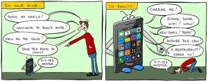 esclave-smartphone