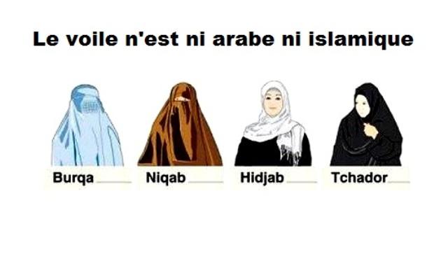 le voile n est ni arabe ni islamique explications le savoir est une arme