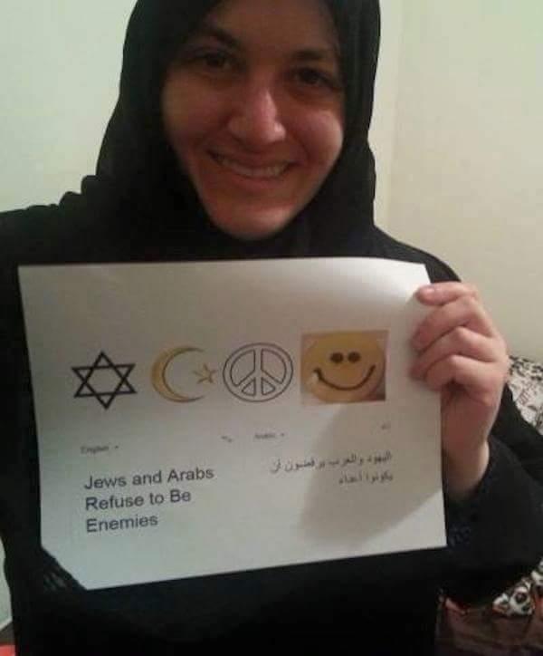 Juifs et Arabes refusent d'être ennemis.